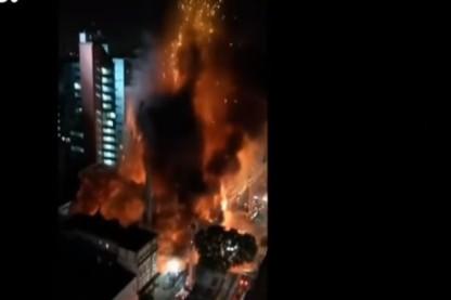 שריפה בברזיל