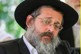 הרב זלמן ירוסלבסקי
