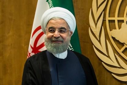 איראן, רוחאני