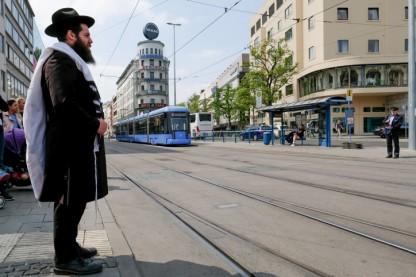 יהודי, מינכן, גרמניה