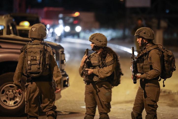 חיילים, כפר חוסאן