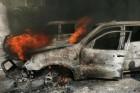 רכב שרוף
