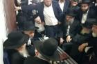 הרב חיים קנייבסקי, הרב אדלשטיין