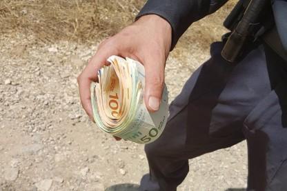 כסף, שוד