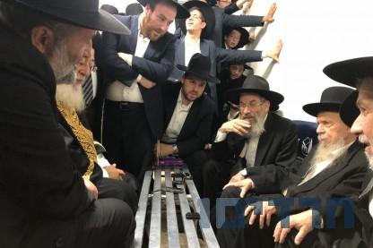 דרעי, הרב אדלשטיין, הרב עמאר