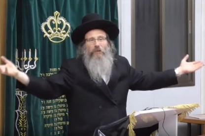 הרב אלימלך זילביגר