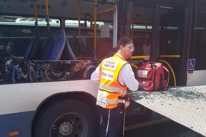 תאונה, משאית, חזון איש