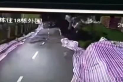 סין, כביש קורס