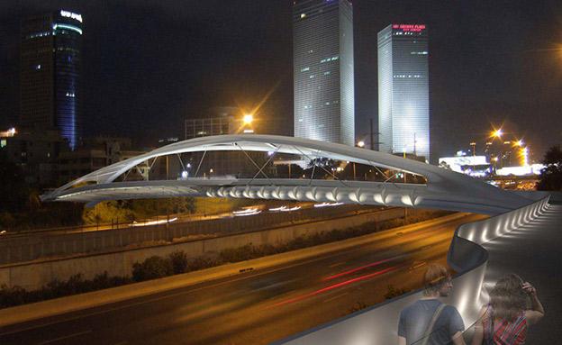 גשר באיילון