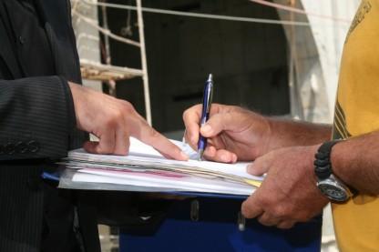 חתימה, חותמת, הסכם