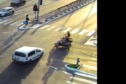 תאונה סביון