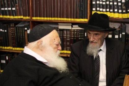 משה רוטשילד, הרב קנייבסקי