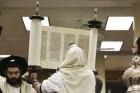 ספר תורה, בית כנסת