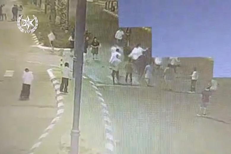 פשע באלעד