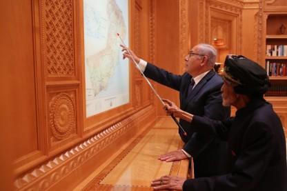 ראש הממשלה בעומאן