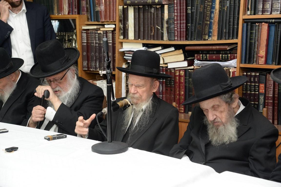 הרב גרשוןן אדלשטיין, המועצת, דגל התורה
