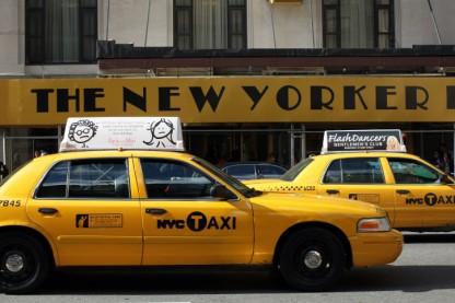 מונית, ניו יורק