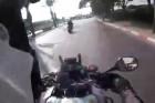 מרדף אופנוע