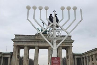 ברלין, הרב טייכטל