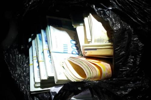 כסף, טרור
