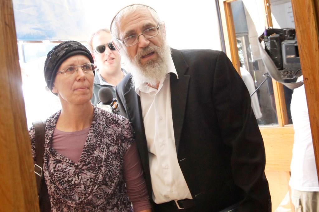 הרב מרדכי אלון