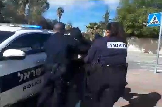 מעצר נער