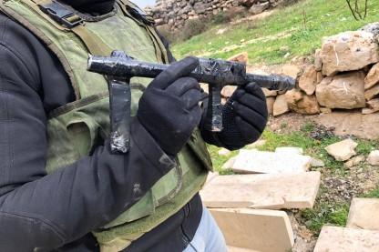 נשק, מחבלים