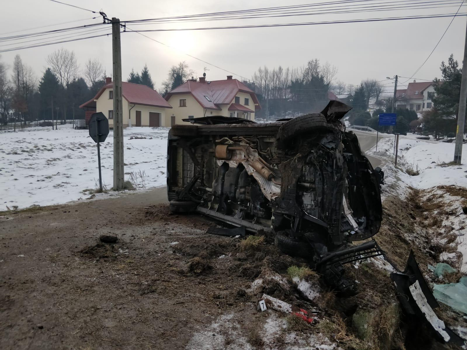 תאונה, פולין