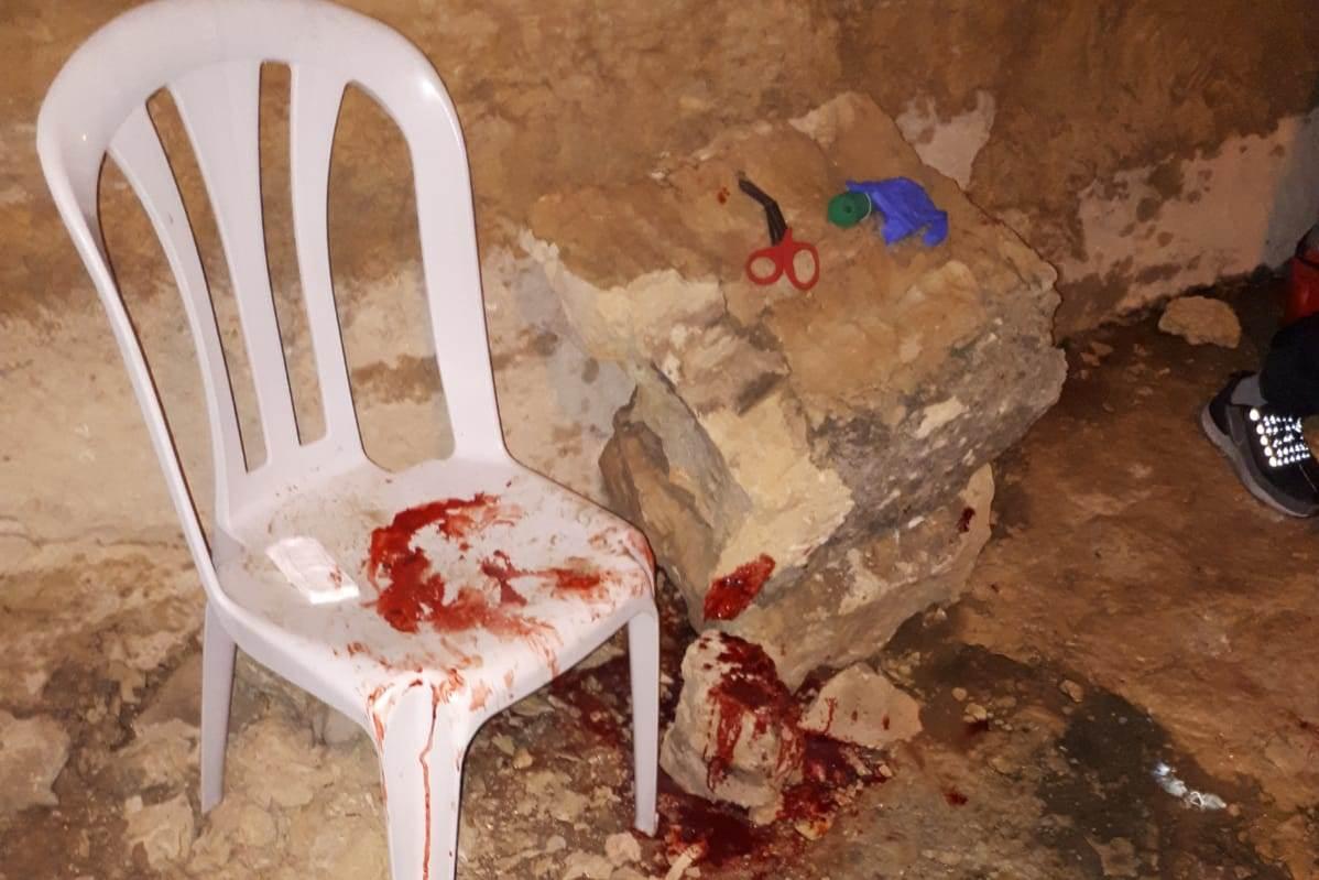 חומה, קבר שמואל הנביא