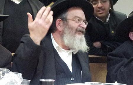 """רבי משה מרדכי אורנשטיין זצ\""""ל"""
