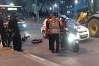 אופניים חשמליים, תאונה