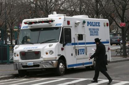 משטרה, ניו יורק