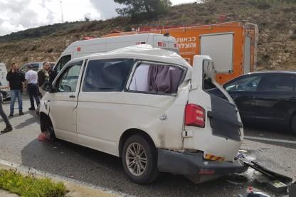 אוטובוס התהפך, פעולות החילוץ